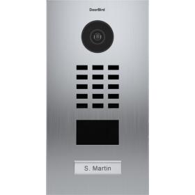 sdi envie2domotique  Portier vidéo IP D2101V DoorBird