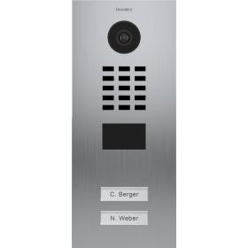 sdi envie2domotique Portier vidéo IP D2102V DoorBird