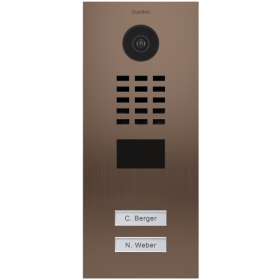 sdi envie2domotique Portier vidéo IP D2102BV DoorBird