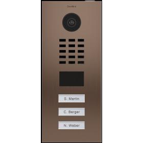 sdi envie2domotique Portier vidéo IP D2103BV DoorBird