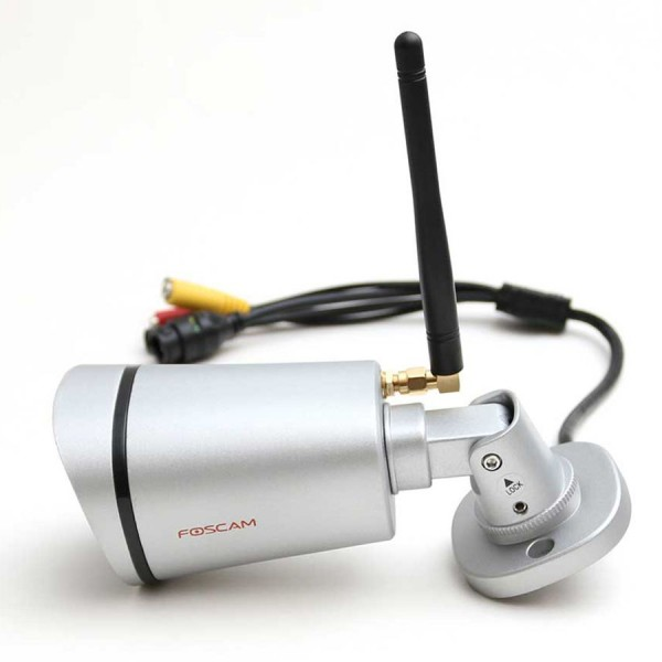 Caméra bullet extérieure HD infrarouge 20m Foscam FI9800P https://boutique.sdi31.fr
