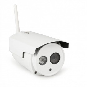 Caméra bullet extérieure HD infrarouge 20m avec audio Foscam FI9803P https://boutique.sdi31.fr