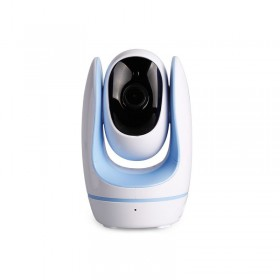 Caméra HD 720p infrarouge 5m chambre d'enfant Foscam FosBaby - bleu https://boutique.sdi31.fr