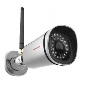 Caméra bullet extérieure FULL HD 1080p infrarouge 20m Foscam FI9900P https://boutique.sdi31.fr