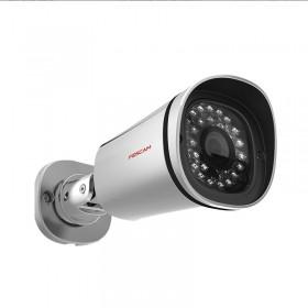 Caméra IP bullet extérieure FULL HD infrarouge 20m PoE Foscam FI9900EP https://boutique.sdi31.fr
