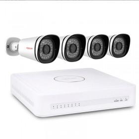 Foscam FN3108XE-B4-1T – Kit de Vidéosurveillance IP POE – HD 4 Caméras 720P – infrarouge 20m https://boutique.sdi31.fr