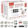 Foscam FN7108E-B8-2T – Kit video surveillance numérique HD Foscam 8 caméras 1080P