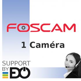 Support caméra foscam