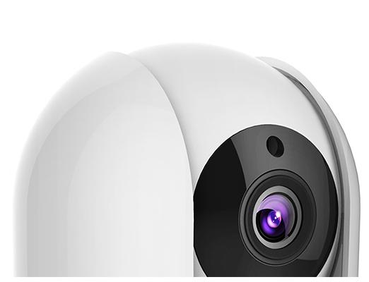 Foscam R4 - Caméra motorisée QHD 4Mp infrarouge 8m